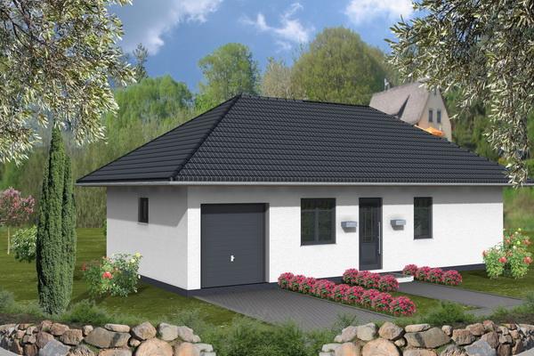 wohnen auf einer ebene zum beispiel typ arkona immobilienberater. Black Bedroom Furniture Sets. Home Design Ideas