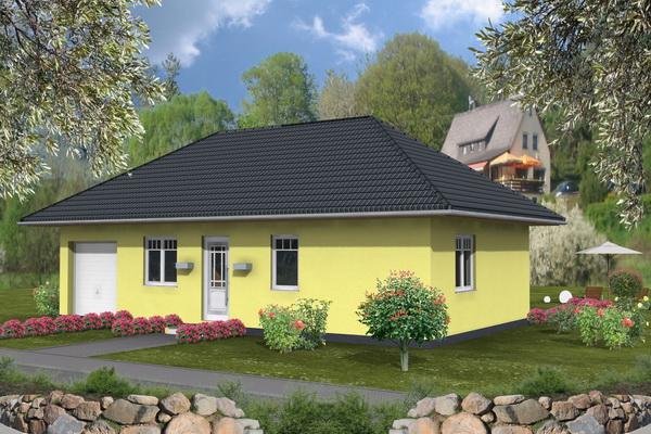 wohnen auf einer ebene zum beispiel typ arkona immobilienberater wismar. Black Bedroom Furniture Sets. Home Design Ideas