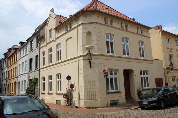 Schönes Wohnhaus im historischen Altstadtkern von Wismar zu verkaufen!