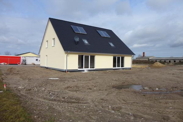 """Neubau: Doppelhaushälfte in Grevesmühlen, Wohngebiet """"Mühlenblick"""""""
