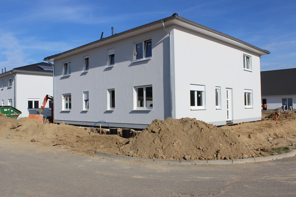 Stadtvilla – Doppelhaushälfte in Wismar zu verkaufen!