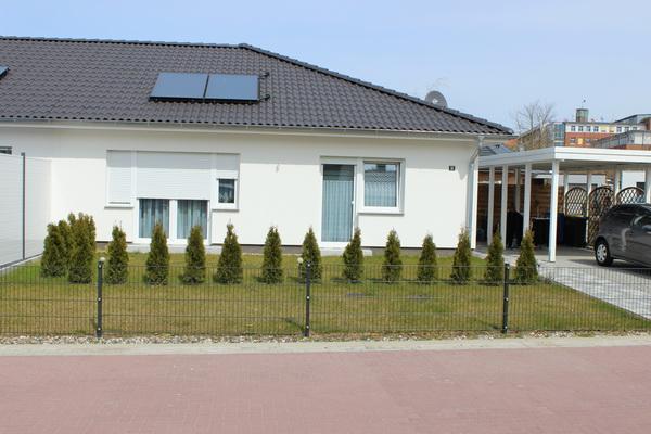 Doppelhaushälfte in der Hansestadt Wismar